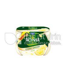 Produktabbildung: Danone Activia Creme Genuss Zitrone 125 g