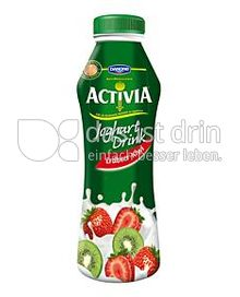 Produktabbildung: Danone Activia Erdbeere-Kiwi 300 g