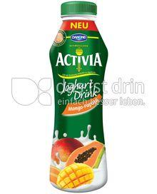 Produktabbildung: Danone Activia Joghurtdrink Mango-Papaya 300 g