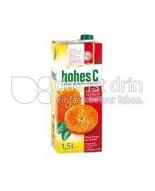 Produktabbildung: hohes C Orange mit Fruchtfleisch 1,5 l