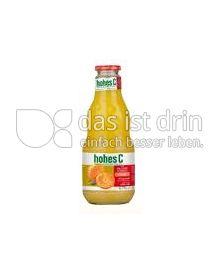 Produktabbildung: hohes C Orange mit Fruchtfleisch 0,75 l