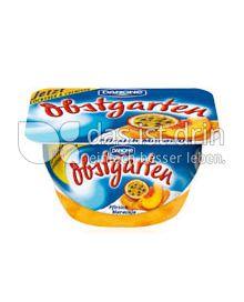 Produktabbildung: Danone Obstgarten Pfirsich-Maracuja 125 g