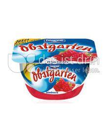 Produktabbildung: Danone Obstgarten Himbeere 125 g