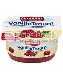 Produktabbildung: Danone Obstgarten Vanilla Himbeere 125 g