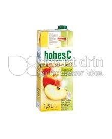 Produktabbildung: hohes C Milder Apfel 1,5 l