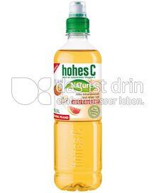 Produktabbildung: hohes C Naturelle Apfel-Grapefruit 0,5 l