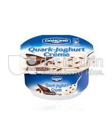 Produktabbildung: Danone Quark-Joghurt-Creme Stracciatella 180 g