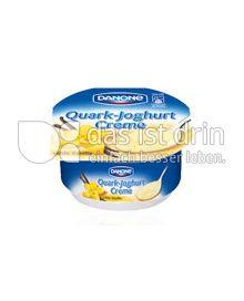 Produktabbildung: Danone Quark-Joghurt-Creme Vanilla 180 g