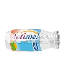 Produktabbildung: Danone Actimel Drink 0,1% Pfirsich-Mango 100 g