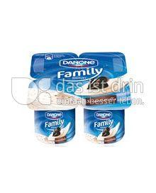 Produktabbildung: Danone Family Joghurt Stracciatella 500 g