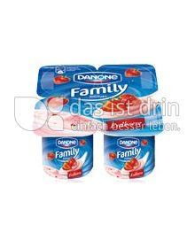 Produktabbildung: Danone Family Joghurt Erdbeere 500 g