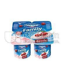Produktabbildung: Danone Family Joghurt Kirsche 500 g