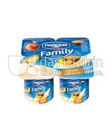 Produktabbildung: Danone Family Joghurt Pfirsich-Maracuja 500 g