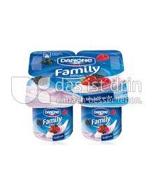 Produktabbildung: Danone Family Joghurt Waldfrucht 500 g