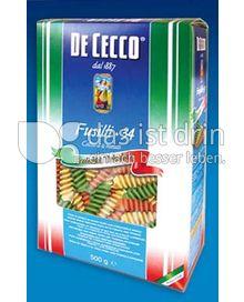 Produktabbildung: De Cecco Fusilli 34 500 g