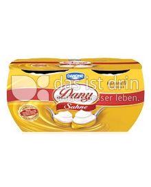Produktabbildung: Danone Dany Sahne mit Caramel- Geschmack 460 g