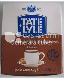 Produktabbildung: Tate & Lyle Demerara Cubes for Coffee 500 g