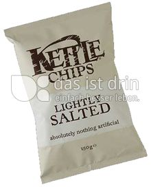 Produktabbildung: Kettle Chips Lighly Salted 150 g