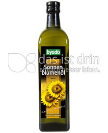 Produktabbildung: byodo Premium Sonnenblumenöl 750 ml