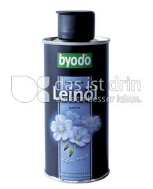 Produktabbildung: byodo Premium Leinöl 250 ml