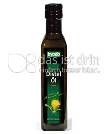 Produktabbildung: byodo Premium Distelöl 250 ml