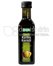 Produktabbildung: byodo Premium Kürbiskernöl 100 ml