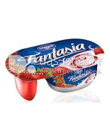 Produktabbildung: Danone Fantasia Erdbeere 122 g