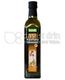 Produktabbildung: byodo Premium Kalamata Olivenöl 500 ml