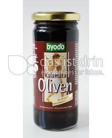Produktabbildung: byodo Kalamata Oliven 230 g