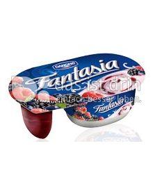 Produktabbildung: Danone Fantasia Waldfrucht 122 g