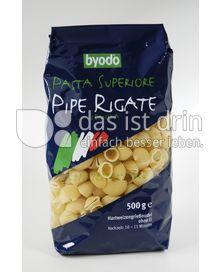 Produktabbildung: byodo Pasta Superiore Pipe Rigate 500 g