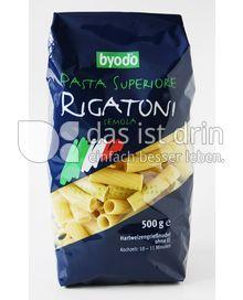 Produktabbildung: byodo Pasta Superiore Rigatoni 500 g