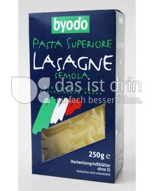 Produktabbildung: byodo Pasta Superiore Lasagne 250 g