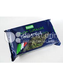 Produktabbildung: byodo Pasta Superiore Grüne Tagliatelle 250 g