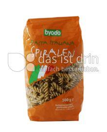 Produktabbildung: byodo Pasta Italiana Spiralen 500 g