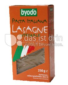 Produktabbildung: byodo Pasta Italiana Lasagne 250 g