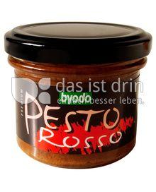 Produktabbildung: byodo Premium Pesto Rosso 100 g