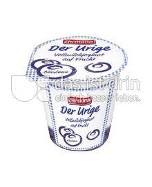 Produktabbildung: Ehrmann Der Urige Blaubeere 150 g
