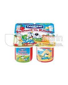 Produktabbildung: Danone Joghurt für Kinder Kirsche-Vanille 115 g