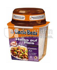 Produktabbildung: Uncle Ben's® Heiss auf Reis Chinesisch Kanton-Art 300 g