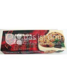 Produktabbildung: Walkers Chocolate Chunk & Hazelnut Biscuits 150 g