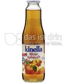 Produktabbildung: Kinella Milder Apfelsaft 750 ml