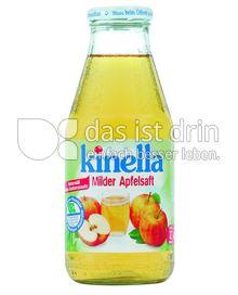 Produktabbildung: Kinella Milder Apfelsaft 500 ml