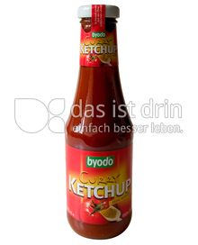 Produktabbildung: byodo Curry Ketchup 500 ml
