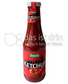 Produktabbildung: byodo Hot Ketchup 500 ml