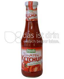 Produktabbildung: byodo Tomaten Ketchup ohne Kristallzucker 500 ml