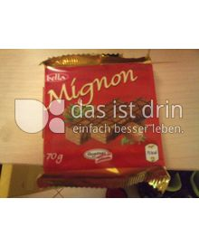 Produktabbildung: bella Mignon 70 g