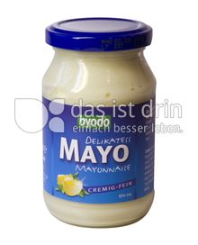 Produktabbildung: byodo Delikatess Mayonnaise 250 ml