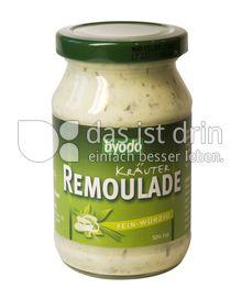 Produktabbildung: byodo Kräuter Remoulade 250 ml