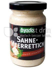 Produktabbildung: byodo Sahne-Meerrettich 95 g